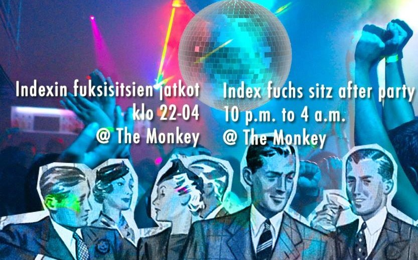 Fuchs sitz after party 18.9 @The Monkey!