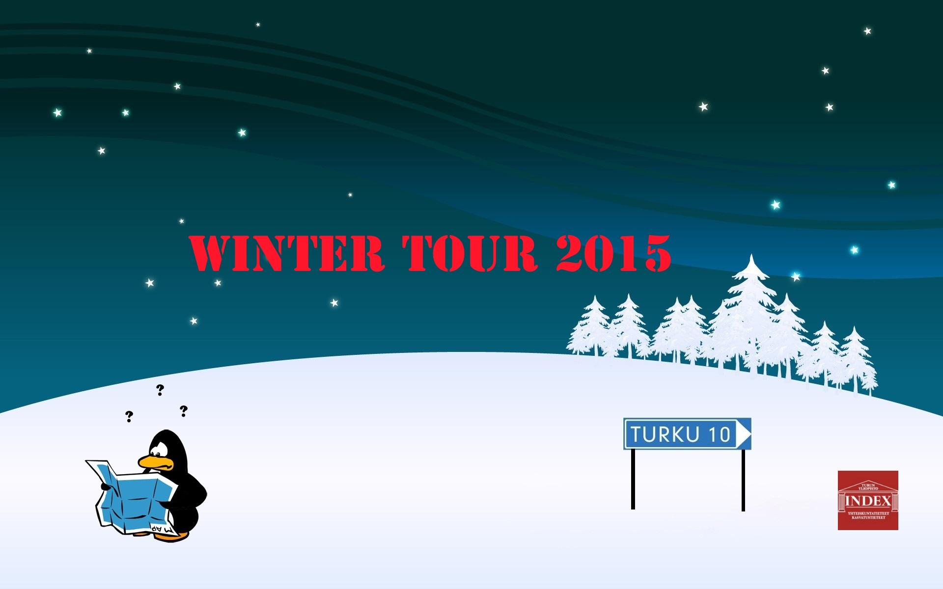 Winter Tour 17.2.2014
