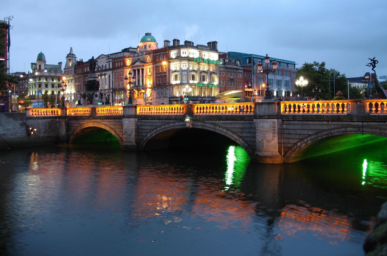 Indexin Dublinin ekskursio lokakuussa